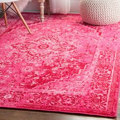 You'll love the Owen Rug in Pink at Joss & Main - With Great Deals on all products and Free Shipping on most stuff, even the big stuff.