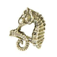 Alkemie Jewelry | Seahorse Ring