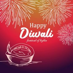 Illustration about Happy Diwali Hindu festival banner, greeting card. Burning diya illustration, background template for light festival of India. Illustration of happy, firecrackers, diwali - 158841691 Diwali Greetings In Hindi, Diwali Wishes Greeting Cards, Happy Diwali Cards, Best Diwali Wishes, Diwali Wishes Messages, Happy Diwali Photos, Happy Diwali Wishes Images, Happy Diwali Wallpapers, Happy Diwali 2019