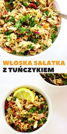 Second Breakfast, Italian Salad, Cooking Recipes, Healthy Recipes, Meal Prep For The Week, Salad Recipes, Easy Meals, Veggies, Food And Drink