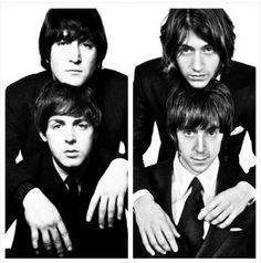 John Lennon, Paul McCartney, Alex Turner & Miles Kane