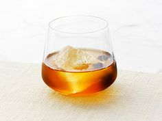 Get this all-star, easy-to-follow The Maple Perfect Manhattan recipe from Jeff Mauro.