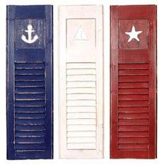 Nautical Americana. Love!