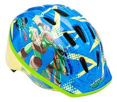 TMNT Half Shell Heroes Helmet Adjustable dial a fit offers 360 degree adjustability Lower molded shell adds durability and extra rear protection Top vents keep little heads extra cool Bmx Helmets, Kids Helmets, Football Helmets, Ninja Turtle Bike, Ninja Turtles, Kids Bike Accessories, Bike Helm, Half Shell Heroes, Football Coloring Pages
