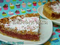 EL DESVAN DE GALATEA CRUMBLE CON FRAMBUESAS, MANZANA Y PLATANO http://eldesvandegalatea.blogspot.com.es/2013/02/crumble-con-frambuesas-manzana-y-platano.html