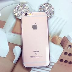 jewels mouse ears iPhone case 2