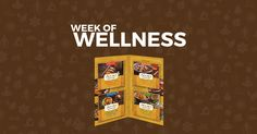 Numi Organic Tea is participating in the Week of Wellness!