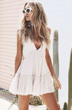 46 Beautiful & Trending Spring/Summer Outfits You Need To Get Right Now - Page 4 of 5 - Damen Mode 2019 Mode Outfits, Casual Outfits, Fashion Outfits, Womens Fashion, Fashion Ideas, Warm Outfits, Fashion Trends, Fashion Boots, Cheap Outfits