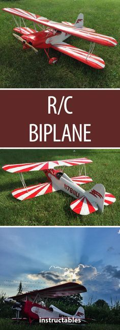 "AIRPLANE PRINTS GEE BEE /""A/"" 5/"" X 7/"" BLACK /& WHITE SNOW /& SEA BIPLANE SET OF 2"