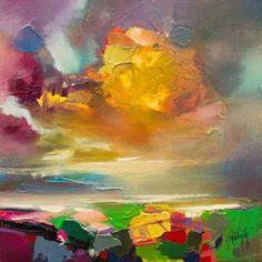 Cumulus Crescendo Study by Scott Naismith