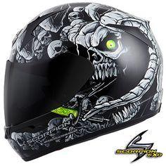 Scorpion EXO R410 Motorcycle Helmet 2