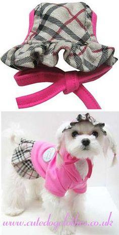 a Arnês Para Cães, Cães De Pequeno Porte, Roupa Para Cachorro, Roupa Para e329c04509