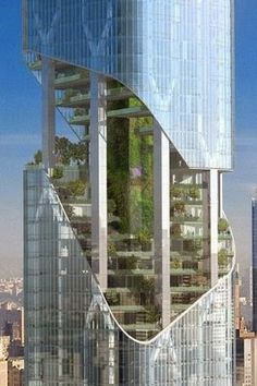 Future Architecture, A First Look at Madison Square Park Tower