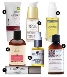 Get to Know Cactus Oil, the Natural Beauty Ingredient That Will Completely Transform Your Skin  - ELLE.com  Yes Prickly Pear Seed oil is better than Argan oil but they complete each other. That is why we use both in our Skin & Hair line.  ELLE Magazine (US)  http://www.elle.com/…/make…/news/a27040/cactus-oil-for-skin/ Shop: http://kenza-international-beauty.com/products #pricklypearseedoil #arganoil #MoroccanOils #wholesale