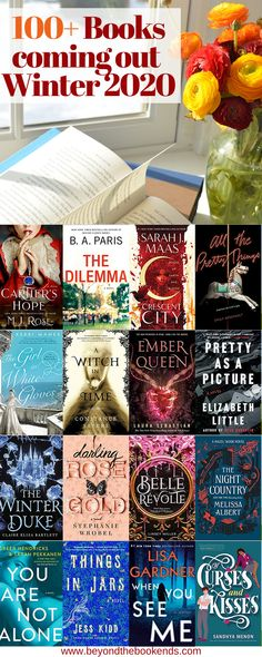 More than 100 new release for winter 2020. Historical fiction, fantasy, YA, thrillers, romance and contemporary fiction. Books from favorite authors like Beatriz Williams, BA Paris, Greer Hendricks, Sandhya Menon, and Josie Silver