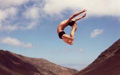 C jump.... way to make any location extraordinary