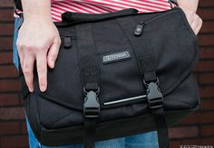 Is it time to update your messenger bag? Consider this one! http://cnet.co/LGjq5c