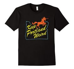 Check this Ripple Junction Keep Portland Weird Unicorn . Hight quality products with perfect design is available in a spectrum of colors and sizes, and many different types of shirts! Buy Shirts, Types Of Shirts, Portland City, Mens Tees, Unicorn, T Shirt, Sweatshirts, Tops, Bizarre
