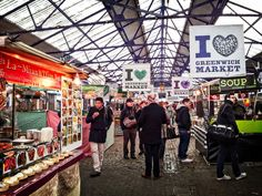 Like a Local: The Best Shops in Greenwich - TravelMag Greenwich Market, Greenwich London, Best Places To Live, Great Places, Places To See, Great British Flag, Boutique Stores, Cool Store, Old London