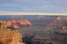our great summer adventure IV - {sunrise at grand canyon}