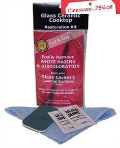 #amazing #Scratch-B-Gone Glass Ceramic Cooktop Restoration Kit
