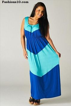 c55f1874e65 7 Best http   www.fashions10.com long-maxi-dresses-styles-for-larger ...