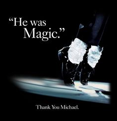 Yes, he was magic.
