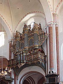 Catedral de Roskilde - Wikipedia, la enciclopedia libre