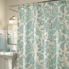 M. Style Birds of a Feather 72 x 72 Fabric Shower Curtain - Bed Bath & Beyond