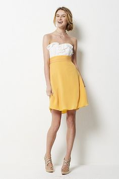 Watters Maids Dress 9539
