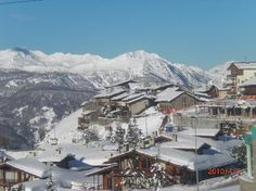 Sestriere, Italy  Such a beautiful place