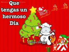 Positivo Siempre : Buenos Dias con imagenes de Navidad