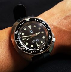 Athaya Vintage AV002 - Lamafa Diver Watch