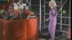 Debbie Harry & The Muppet Band ~ Call Me, via YouTube.