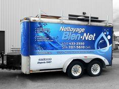 Nettoyage Bien-Net / Wrap complet