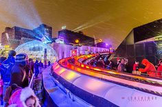 Montréal en lumière Festivals, Up, Fair Grounds, Explore, Christmas, Travel, Sleepless Nights, North America, The Neighborhood
