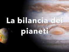 Lezioni di Fisica:La bilancia dei pianeti