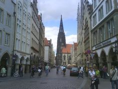 Munster, Germany  Would LOVE to go to back here!