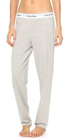 Calvin Klein Underwear Modern Cotton Wide Pants | SHOPBOP