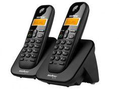 Telefone Sem Fio Intelbras 1 Ramal Ident. de Cham. - Agenda 70 Contatos e Display Luminoso - TS 3112 com as melhores condições você encontra no Magazine Jc79. Confira!