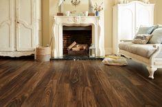 Series Woods 10mm Laminate Flooring American Walnut Wood Laminate, Laminate Flooring, Flooring Ideas, Faux Wood Flooring, Walnut Bedroom, Bathroom Under Stairs, Floors Direct, Modern Properties, Pretty Room