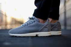 adidas ZX Flux Solid Grey/White