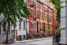 9 Secret Streets in New York City for architectural digest 6/8/2016