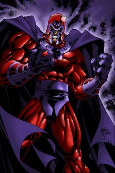 Magneto: Magneto
