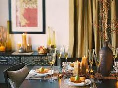 Thanksgiving Tablescapes and Decor