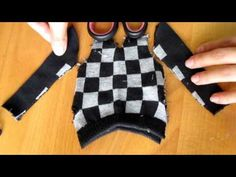 How to make doll outfit 16 Sweater - YouTube