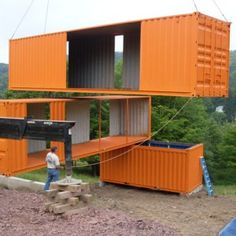 Cargo Home Videos: 10 Films on How to Build Container Houses | Urbanist