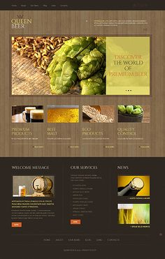 cafe and restaurant most popular wordpress template 55486