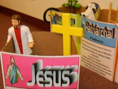 Hands On Bible Teacher: Baby Jesus very interesting site with lots of hands on teaching ideas