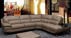 6015 Sectional Sofa by ESF